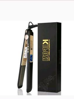 Professional Salon Hair Straightener Flat Iron Titanium 1 In