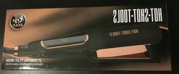"Hot Shot Tools Rose Gold 2"" Inch Digital Flat Iron #1958"