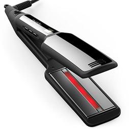 xtava Pro-Satin Infrared Straightener - Professional Flat Ir