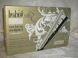 """Sultra """"The Wicked Baroque"""" One-inch Wave & Straight Iron. N"""