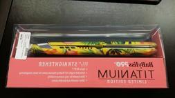 titanium tropical limited edition1 1 2 flat