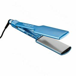 ultra thin flat iron straighten nano titanium