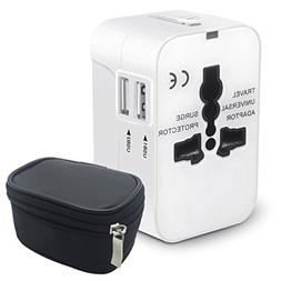 Universal All in One Worldwide Travel Adapter, Wall Charger
