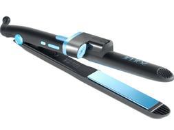Soleil Vapor Infused High Heat Flat Iron With Hair Vapor Arg