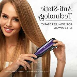 Remington Wet2Straight Flat Iron with Ceramic &Titanium  60%